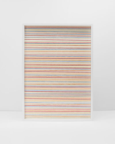 Vik Muniz, 'Handmade: Event Horizon ', 2017