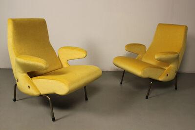 Erberto Carboni, 'Delfino armchairs', 1954