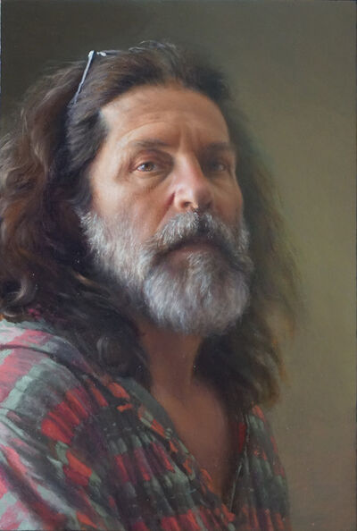 David Nipo, 'Self Portrait, Epoch of Restricted Liberties', 2020