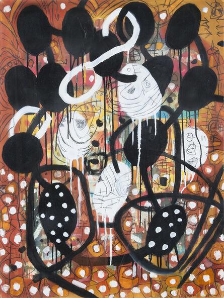 Danny Simmons, 'Brand Knu Juju', 2017