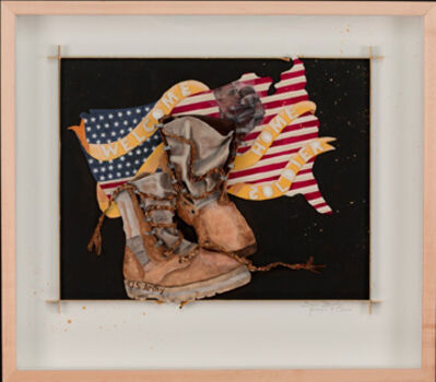 Katharine Owens, 'Sam's Boots'