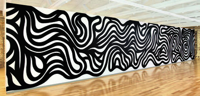 Sol LeWitt, 'Wall Drawing #999', 2001