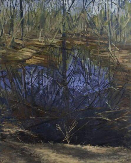 Brooke Lanier, 'Cross The Creek 2'