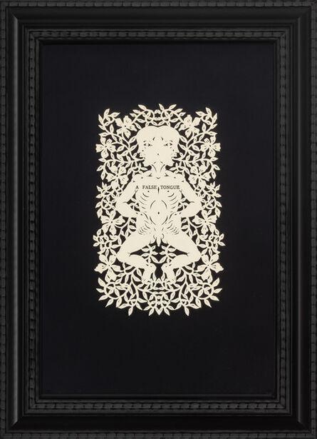 Catherine Heard, 'Symmetries – A False Tongue', 2005