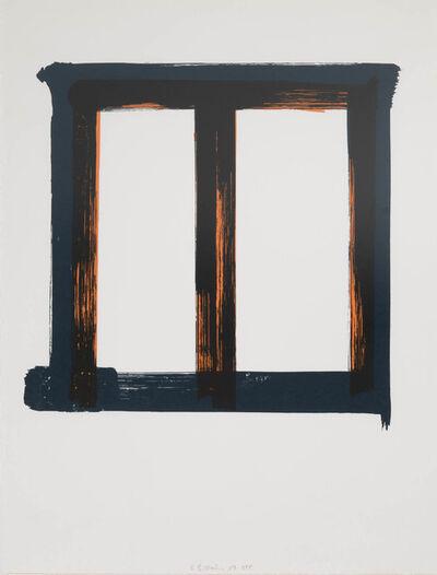 Brice Marden, 'I, II, and III', 1983