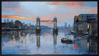 Paul Kenton, 'Tower Bridge Reflects', 2019