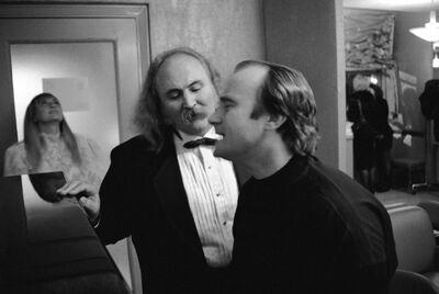 Graham Nash, 'David Crosby and Phil Collins, NYC 1984', 1984