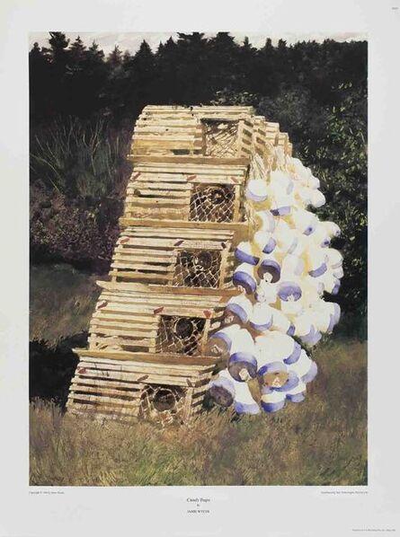 Jamie Wyeth, 'Cundy Traps', 1990