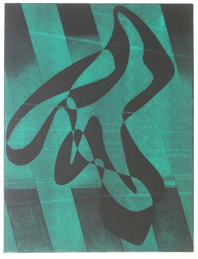 Stanley William Hayter CBE, 'Loop (B/M 393)', 1978