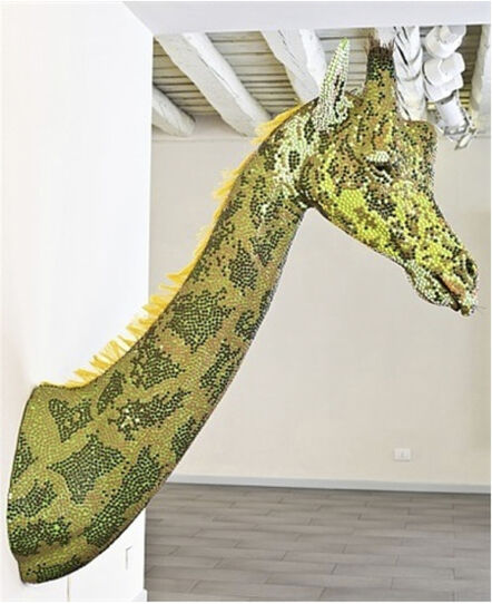 Carlo Pasini, 'Giraffa', 2011