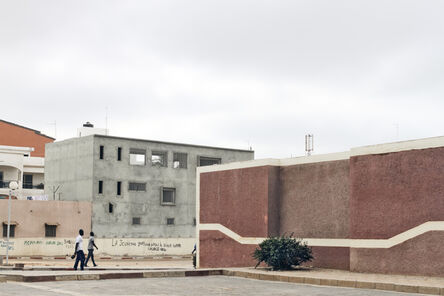 Mame-Diarra Niang, 'Le peuple du mur #1', 2014