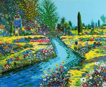 Gorfi, 'Mosaique de couleurs ', 2020