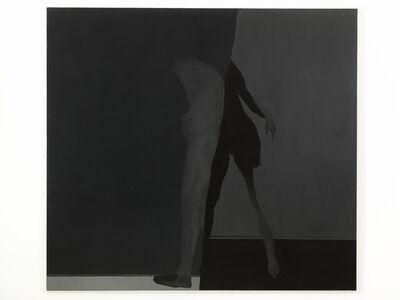 Carlo Alfano, 'Figura n. 1', 1984