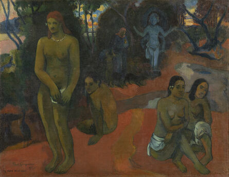 Paul Gauguin, 'Te Pape Nave Nave (Delectable Waters)', 1898