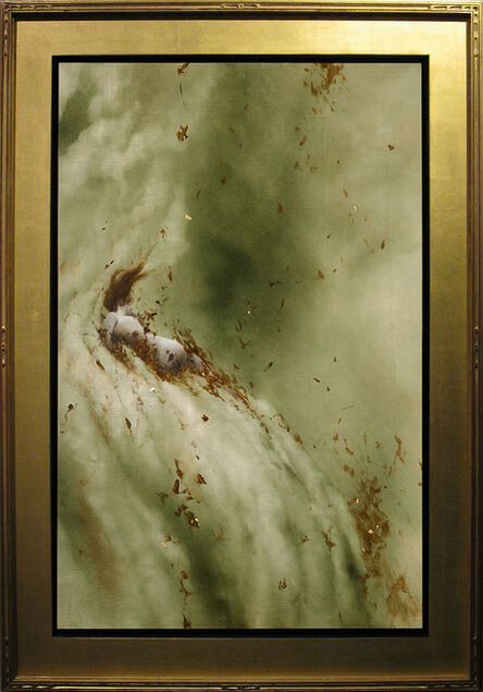 "Brad Kunkle, '""Little Currents"" ', 2014"
