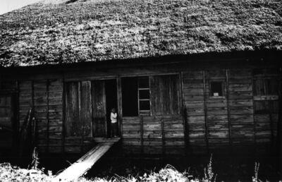 Kazuo Kitai, 'Farm House, Shimokita (Somehow Familiar Places series)', 1970