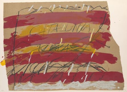 Antoni Tàpies, 'Dibujos #2', 1974