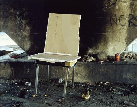 Anthony Hernandez, 'Landscapes for the Homeless #18', 1989