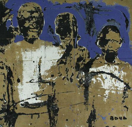 Armand Boua, 'Les Shèguès de Djamtala 3', 2017
