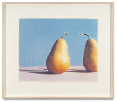 Martha Alf, 'Two Bosque Pears', 1998