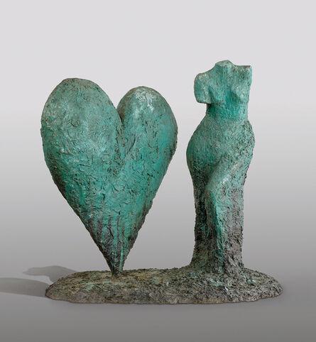 Jim Dine, 'Heart and Venus', 1993