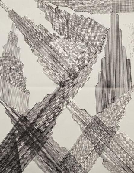 Jorge Pablo Hernandez, 'New York Connection', 2017