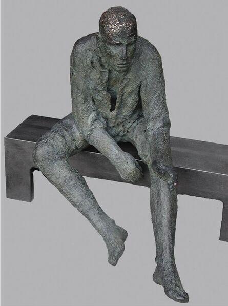Hanneke Beaumont, 'Bronze #58', 2001