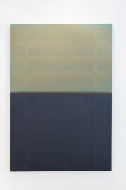 James Hillman, 'A Field of Indigo Plants on The Banks of The River Dara', 2015