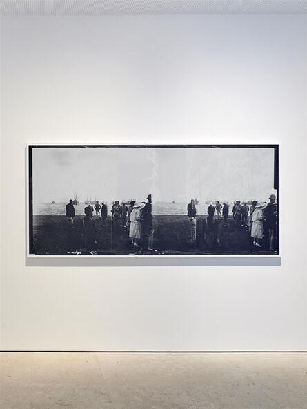 Hank Willis Thomas, 'Antwerp, Belgium to Boma, Congo at Dakar', 2019
