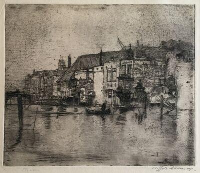 Clifford Isaac Addams, 'On the Maas, Holland', ca. 1905