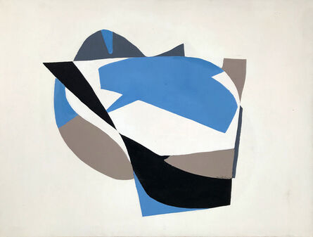 Beatrice Mandelman, 'Sun Series B8', 1970