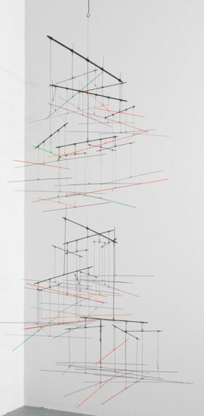 Knopp Ferro, 'Vertical Room 20:08', 2015