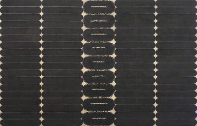 Joan Witek, 'That He Be Known and Loved and Imitated (PS-22)', 1984