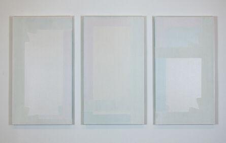 Stefano Cumia, 'Trittico Bianco', 2016