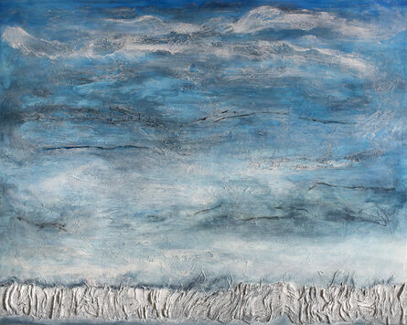 Clara Berta, 'Fields of Blue', 2015