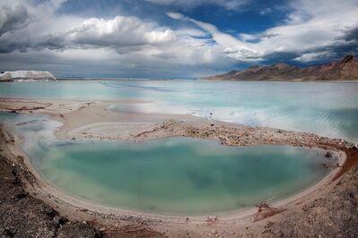 Boyd & Evans, 'Great Salt Lake UT', 2014