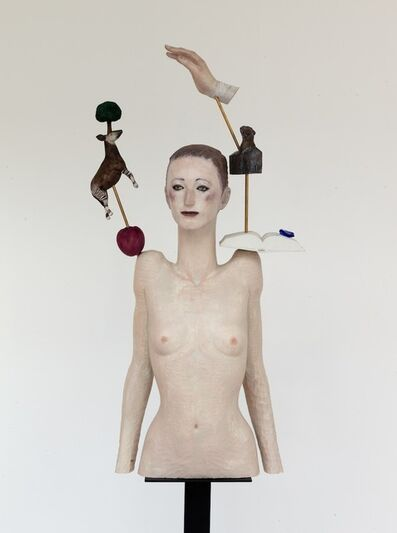 Katsura Funakoshi, 'Words Like a Tower', 2011