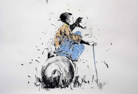 Lebohang Sithole, 'Mina ne nja rami ', 2020