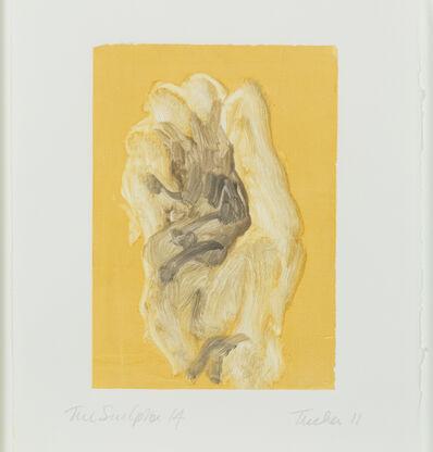 William Tucker, 'The Sculptor 14', 2011