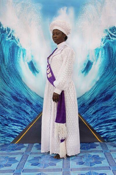 Ruth Ossai, 'Aunty Titi. Ibadan Nigeria', 2019