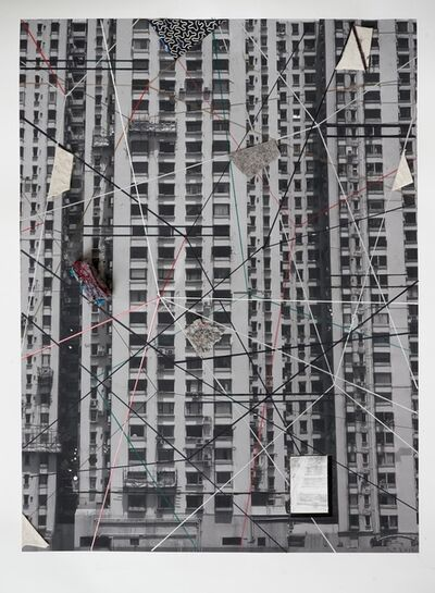 Roberto Turnbull, 'Nueva apariencia X', 2017