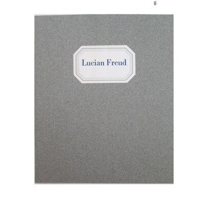 """Lucian Freud, '""""Lucian Freud"""" (recent paintings), 1978, Exhibition Catalogue, Anthony d'Offay London / Davis & Long Company New York City,', 1978"""