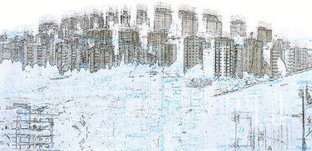 Eveline Boulva, 'Les urbanités (scène 1)', 2013