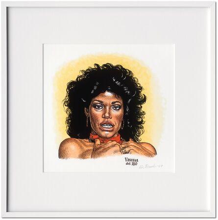R. Crumb, 'Vanessa del Rio, Art Edition'