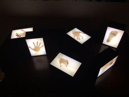 Paola Cassola, 'Storytelling - The Body', 2014