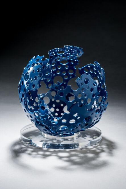 Michael Enn Sirvet, 'Blue Shadow'