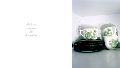 Anna Fox, 'My Mother's Cupboards and My Father's Words (04)',  1999