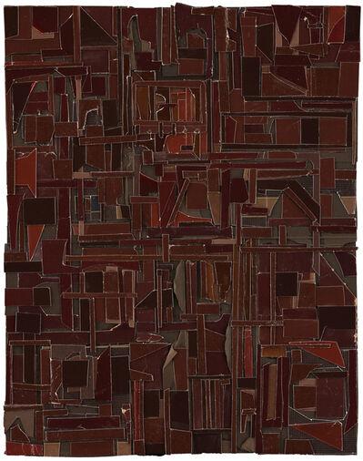 Matt Gonzalez, 'The city attentively greets chocolate', 2015
