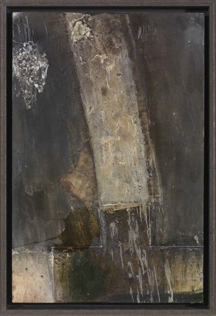 John Blackburn, 'Fire Painting XIII', 2017-2018
