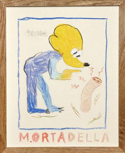 Marroni & Ouanely, 'M_ORTADELLA Nº 2', 2019